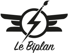 Le Biplan Visual Design